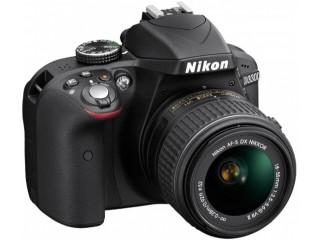 Nikon DSLR D3300 Available For Rent