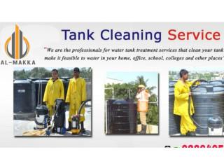 Al-Makka Water Tank Cleaning - Water Tank Cleaner
