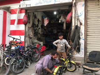 M Shiraz Cycle Works - Kachi Kothi Nawab Town