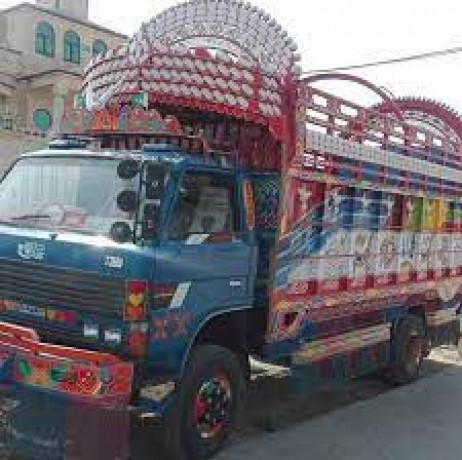 mazda-loader-vehicle-16ft-available-on-rent-big-0