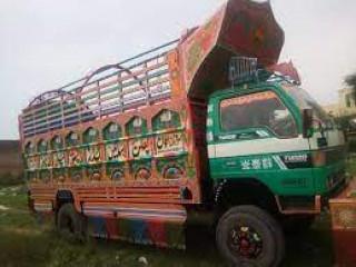 Mazada large Truck on rent