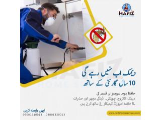 Hafiz Home Services - Pest Control