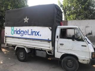 JAC Shahzor Daala, Large Vehicle Van - Move Luggage - Move house