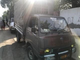 Pickup Van for Rent