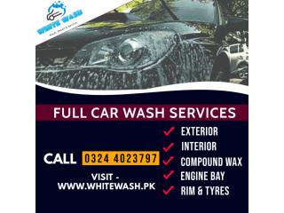 Car Wash Home Service Lahore - Car Wash Service