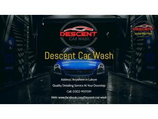Descent Car Wash - Car Wash Service