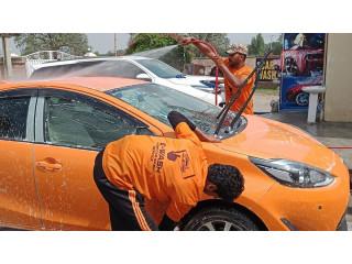E-Wash - Car Wash Service