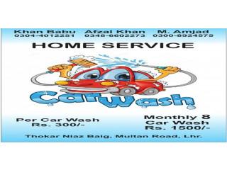 Home Car Wash - Car Wash Service