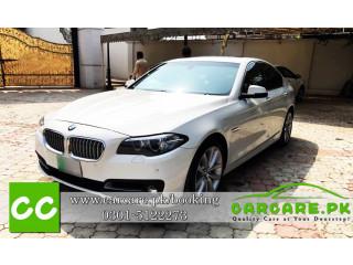Car Care - Car Wash Service