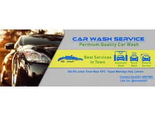 Mr.Wash - Car Wash Service