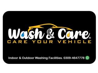 Wash & care - Car Wash Service