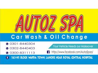Autoz SPA - Car Wash Service
