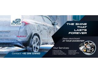 Diwan Car Wash - Car Wash Service