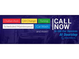 Auto Genie - Car Wash Service